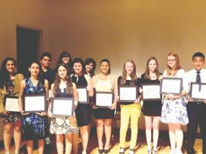 YAC inaugural team graduation
