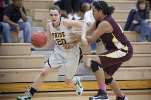 Girls B-Ball: MP vs Tolleson