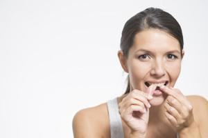 The evidence of flossing's benefits weak and unreliable