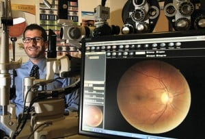 Dr. Alex J. Smith of Lifetime Eye Care