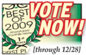Vote now! Click here to cast your \