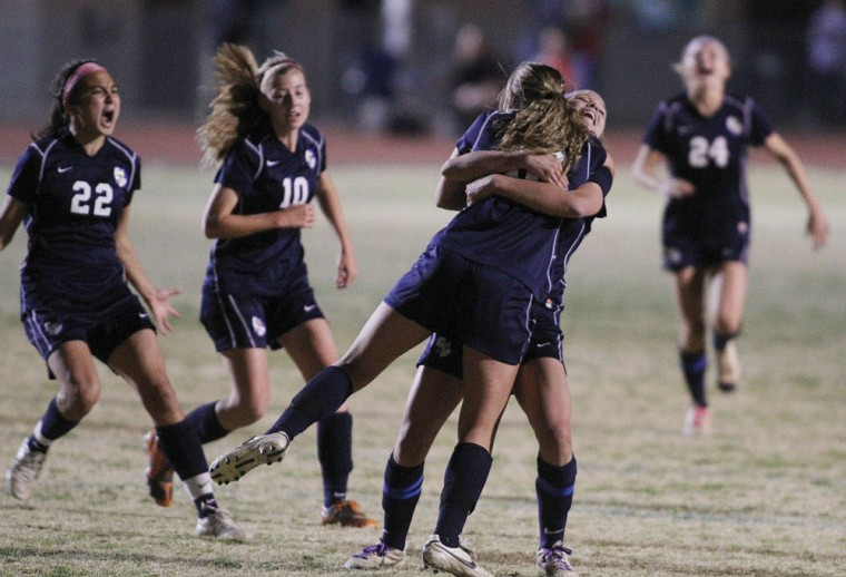 DV girls soccer