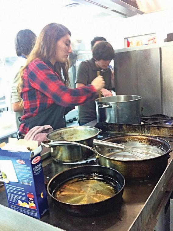 Horizon cooking class