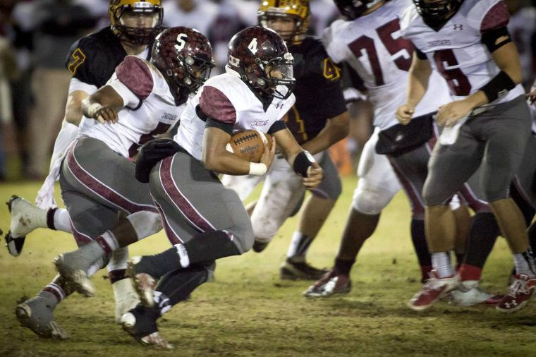 Football: MP vs Desert Ridge