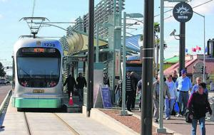Metro light-rail service