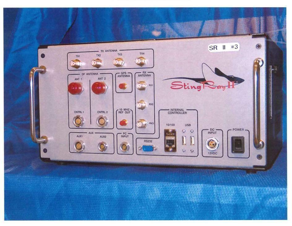 StingRay cell phone tracker