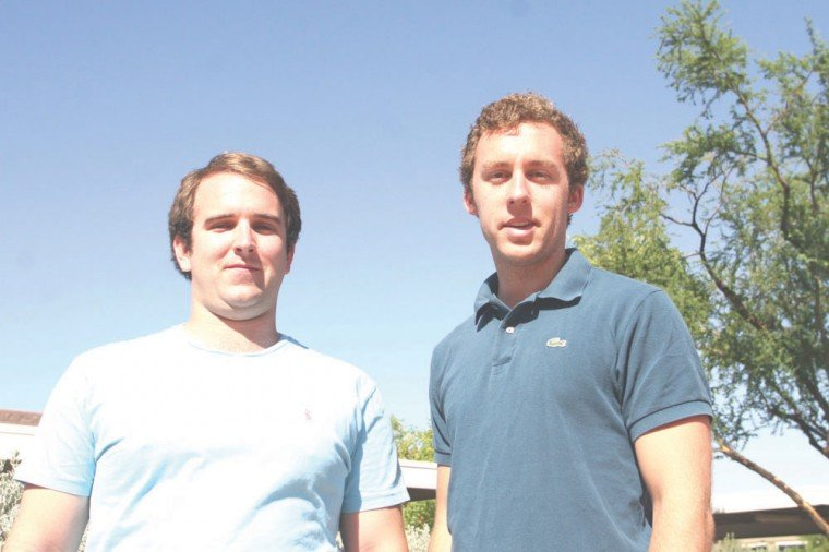 Kevin Quinn and John Heck