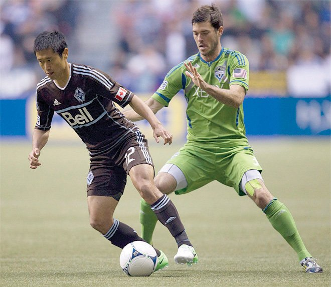 Lee Young-Pyo Brad Evans