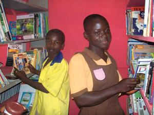 Locals aid project to benefit African libraries