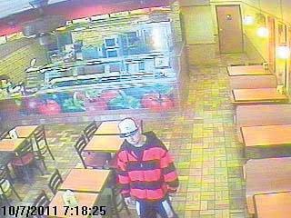 Fast food robberies