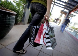 Consumer spending