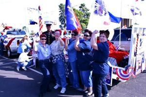 2010 Mesa Veterans Day parade