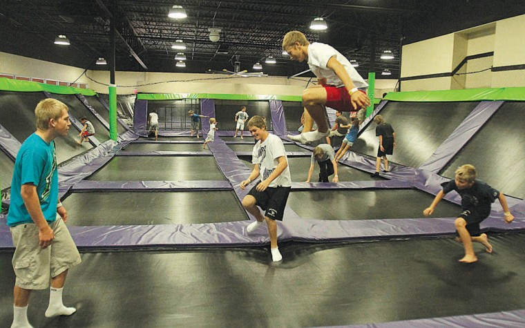 Xtreme Air Jump 'N Skate Park