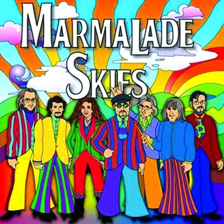 Marmalade Skies