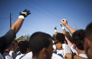 <p>The Mountain Pointe football team officially begins practice on Monday with hopes of being able to match last year's success.</p>