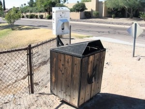 Ahwatukee Board of Management and dog waste