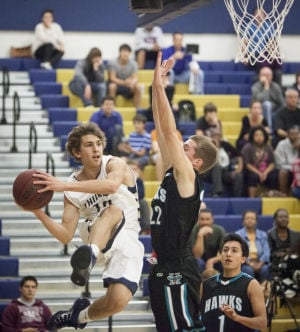 Basketball: DV vs Highland
