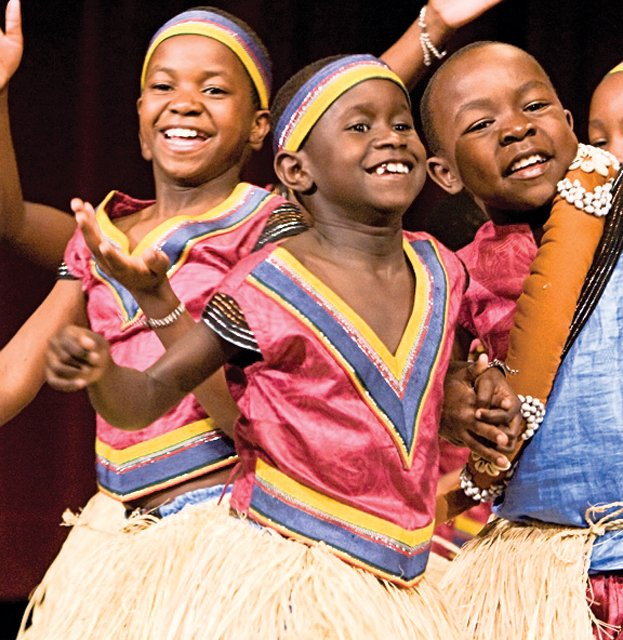 African Childrens Choir to perform Sunday in AF 