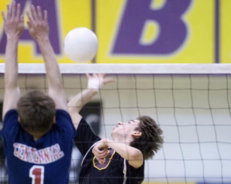 Volleyball: MP vs Centennial