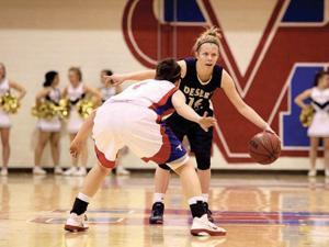 Desert Vista basketball