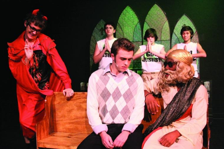 Reefer Madness at ACT