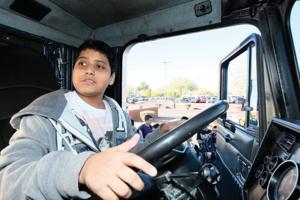 Teens & Trucks: Share the Road