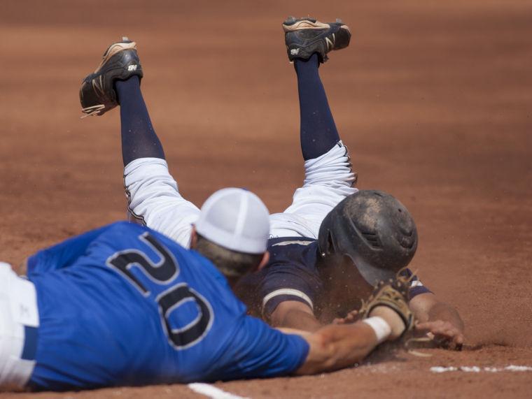 Baseball: DV vs Mesquite