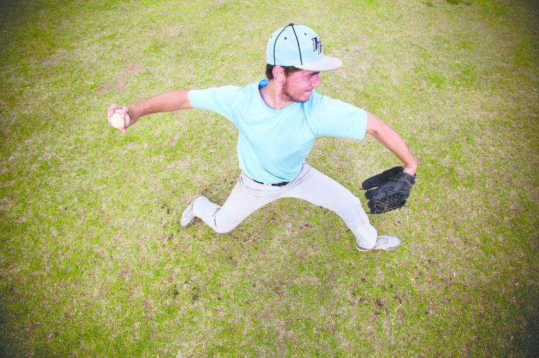 Horizon Pitcher Jake Connell
