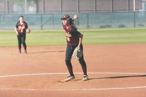 Mountain Pointe softball