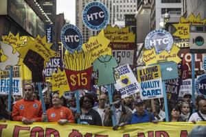 Election Losses Don't Stop Corporate Efforts to Block Voter-Approved Minimum Wage Hikes