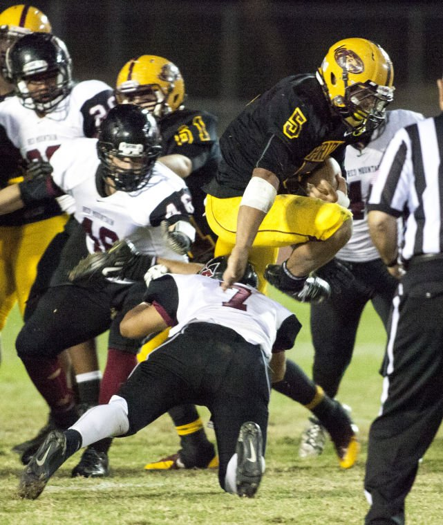 Football: MP vs Red Mountain
