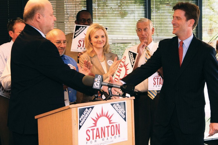 Greg Stanton endorsed for Mayor of Phoenix