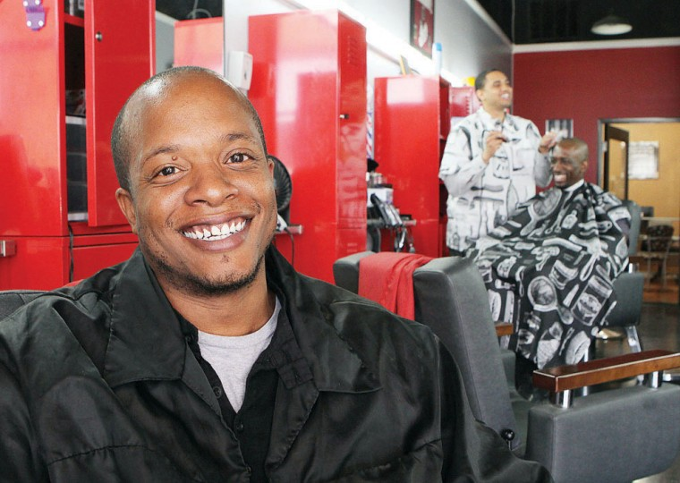 League Barbershop and Salon