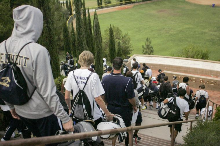 Football: DV goes to Calif.
