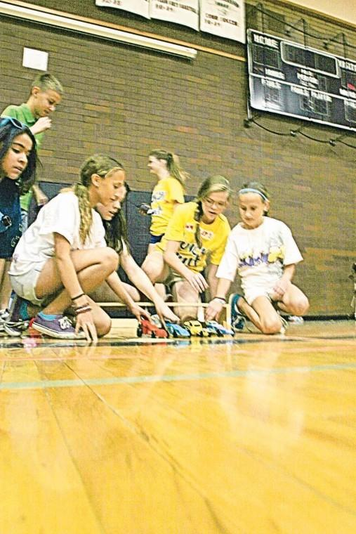 Rocket Car Races