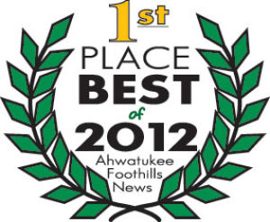 Best Of 2012 1st Place