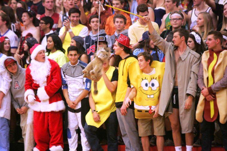 Boys basketball: MP vs. Corona del Sol