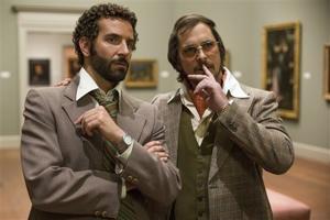 Christian Bale;Bradley Cooper