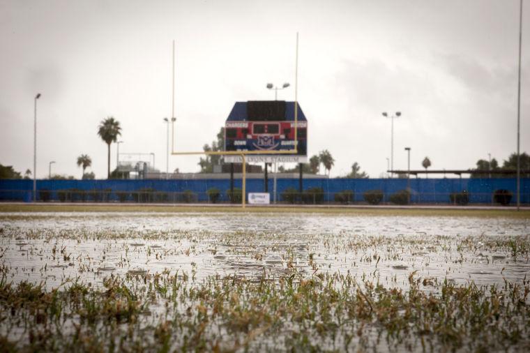 McClintock Flooding