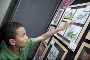 Kyrene District Art Show