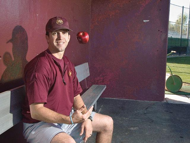 Best Teacher 2008: Brandon Buck (Mountain Pointe High School)