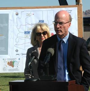 Scott Hunt discusses 2013 fire season