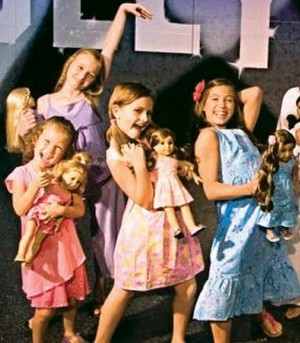 American Girl Fashion Show casting call