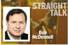 Straight Talk Bob McDonnell
