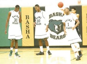 Basha basketball