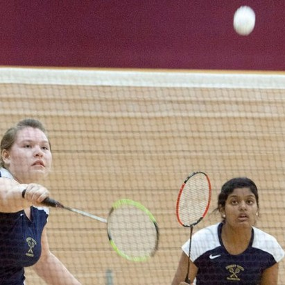 Desert Vista badminton