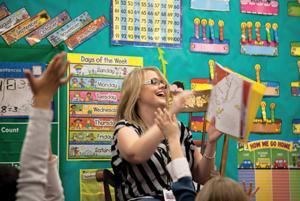 Best Teacher | Sarah Elliott, Kyrene de la Colina Elementary
