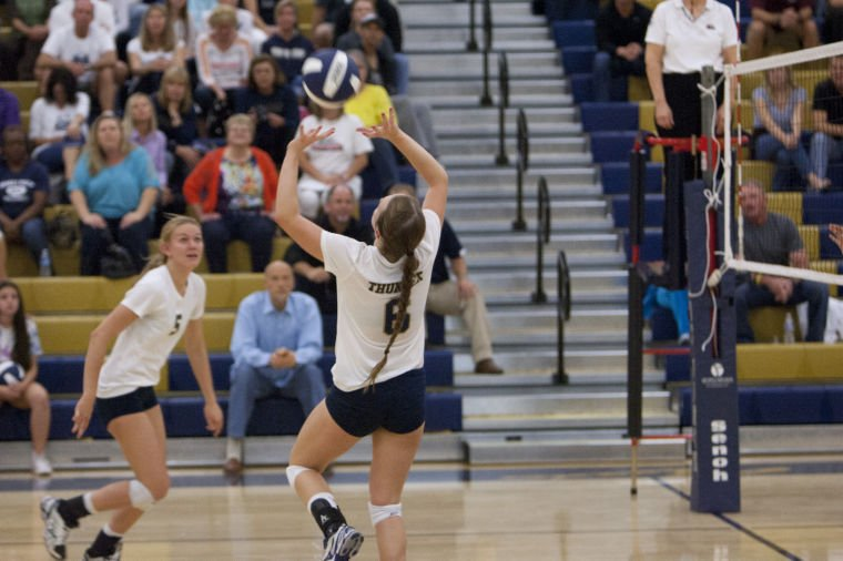 Volleyball: DV vs Mountain Ridge