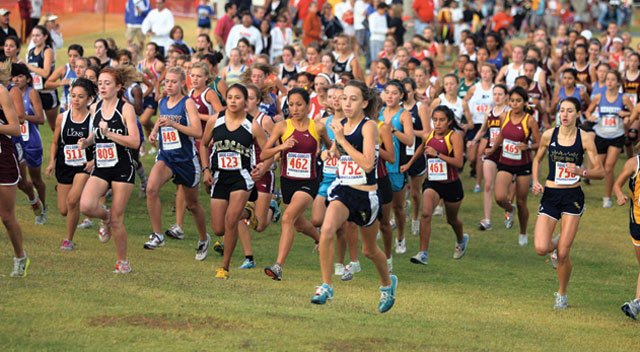 Cross Country: Conley -- DV girls finish 2nd overall, post 3 in top 15