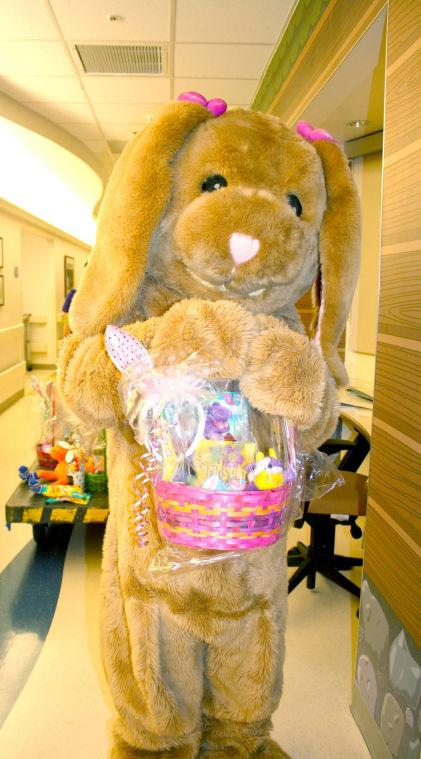 Everest College Phoenix students donate over 100 Easter baskets